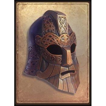 Гномий шлем / Dwarven helmet