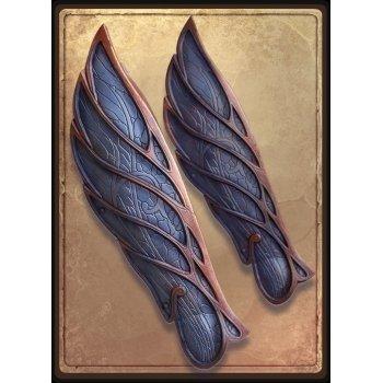 Эльфийские поножи/ Elven greaves