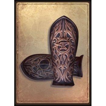 Рыцарские наручи / Knight bracers