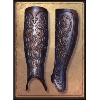 Рыцарские поножи / Knight greaves