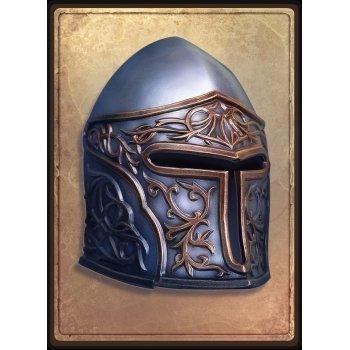 Рыцарский шлем/ Knight helmet