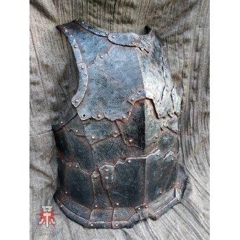 Орочья кираса (грудь) / Orc breastplate (Front)