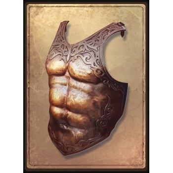 Античная кираса / Antique Warrior Breastplate