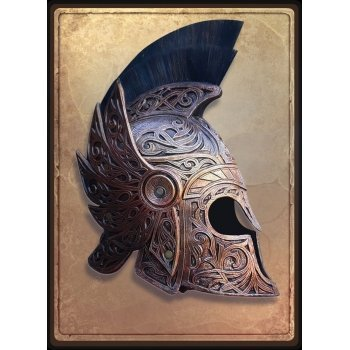 Античный шлем / Antique Warrior Helmet
