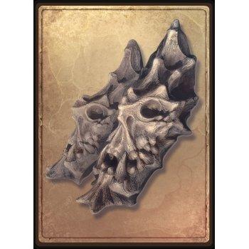 Наручи с черепами / Skull Bracers