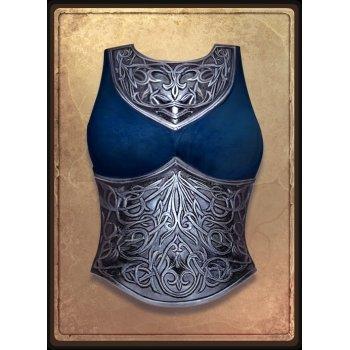Женская кираса раздельная / Female breastplate separate