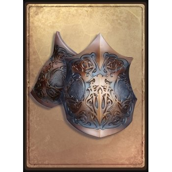 Наплечники готического рыцаря / Gothic Knight Shoulders