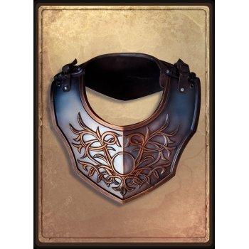 Рыцарский горжет / Knight gorget