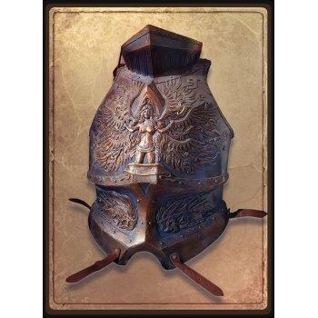 Кираса паладина (грудь) / Paladin Breastplate (front)