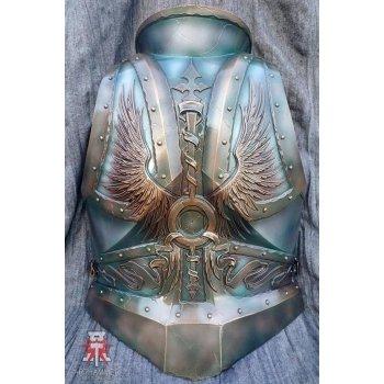 Кираса паладина (спина) / Paladin Breastplate (back)