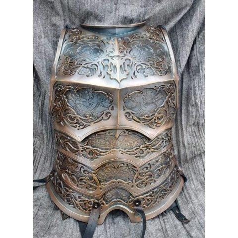 Готическая кираса / Gothic Knight Breastplate