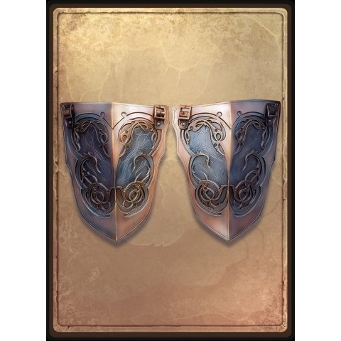 Тассеты готического рыцаря / Gothic Knight Tassets